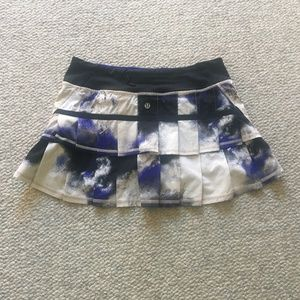 Lululemon Tennis/Running skirt